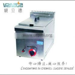 single tank fryer