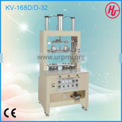 KV-168D/D-32 Bullet Heads Fabric Cup Molding Machine