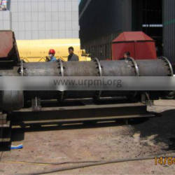 2 ton/hour house use rabbit manure fertilizer machinery