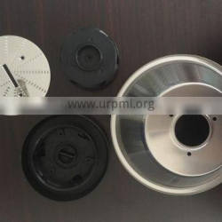 Stainless steel juicer parts from China manufacturer