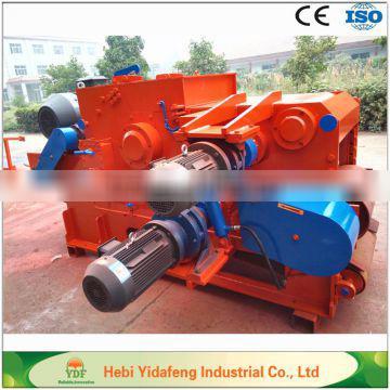 wood chips making machine with stable quality in wood chipper machinery