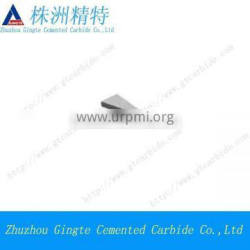 Tungsten carbide special shaped parts Type N for cutting tools