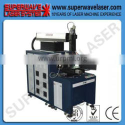 High Accurate Stainless Steels Laser Welded Tube Ferrule Weld Laser Welding Systems