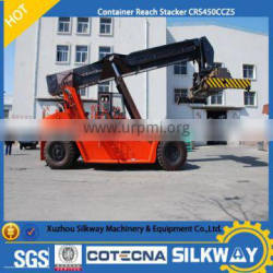 containers 45 ton reach stacker CRS450CCZ5 with good price for sale