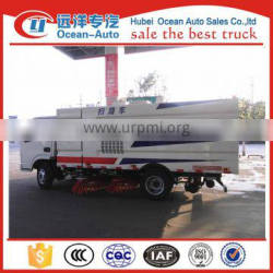 Dongfeng 5cbm road sweeping vehicle