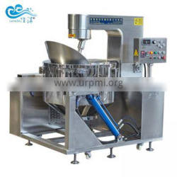 Factory price commercial automatic kettle popcorn machine