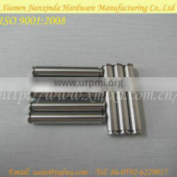 CNC lathe maching stainless steel bar/tube high quality