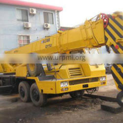 good working condition used XCMG 50t 65t hydraulic truck crane