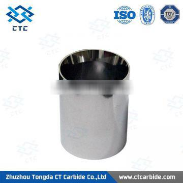 Reasonable price High Quality Tungsten Carbide Sleeves for Dilling Wells