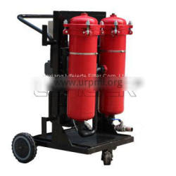 High-precision oil filtration filtration products used for steel plant