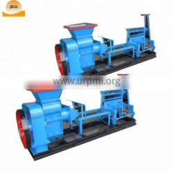 Vacuum extrusion extruder for press machine clay brick making machine price in india