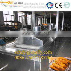 stainless steel deep frying machine 0086-15037185761