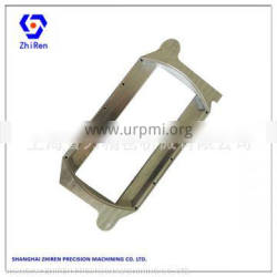 CNC Made Engine Cover Parts Aluminum Alloy 6061 for Automobile Fixture and Jigs Milling Parts