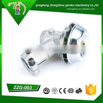 aluminum gearbox speed increaser for lawn mower brush cutter