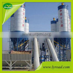 mobile and stationary ready mixed and dry mix concrete batching plant