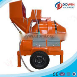 JZR350 diesel wheel barrow concrete mixer from china