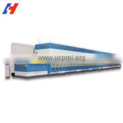 Intelligent Control Jet Convection Flat Glass Tempering Machine/Glass Tempering Oven