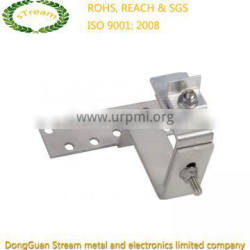 Customized professional precision metal stamping bracket assembly