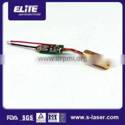 2015 Continued hot high reliability laser diode module,industial green laser module