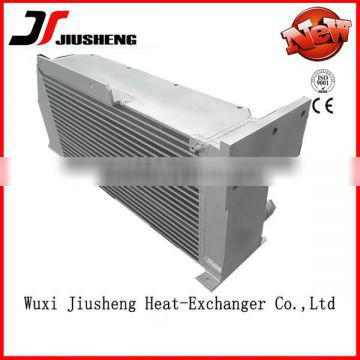 Custom made aluminum air cooled water tank for heavy truck china manufacture good quality