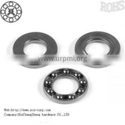 Steel cage and brass cage Thrust Ball Bearing f5-10