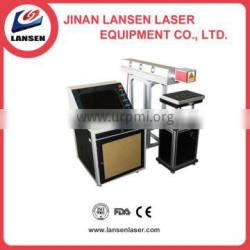 80/100/130W high speed CO2 laser marking machine for nonmetal
