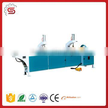 Finger joint cutting machine for core veneer MH1525
