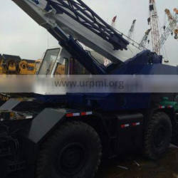 TR250M-4 tadano rough terrain crane used condition tadano 25t TR250M-IV 25t rough terrain second hand tadano 25t crane for sale