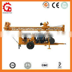 Different rods available high quality portable water well drilling rigs for sale