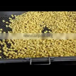 American style industrial gas operated popcorn machine maker