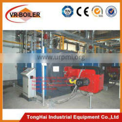 China high thermal efficiency gas fired boiler