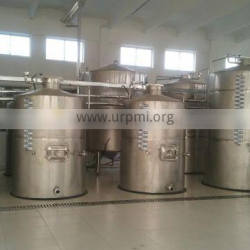 The best quality fruit wine cider productiong line