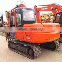 strong power used excavator hitachi 70zax oringinal Japan for cheap sale in shanghai
