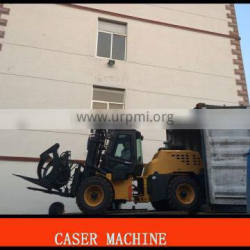 New forklift CPCY35 price /3.5t terrain forklift with ce