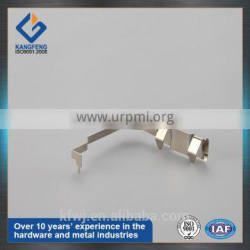 metal electrical stamping part weld silver contact