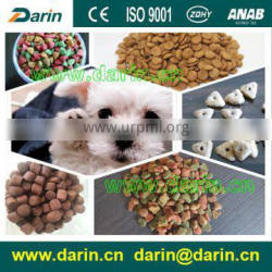 Stainless Steel Extruding Pellet Pet Dog Food Making Machine Supplier