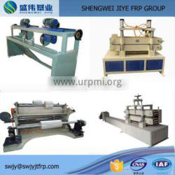 china supplier FRP/GRP Hydraulic Pultrusion grp pipe Machine with low price