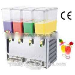 Make in China juice dispenser machine (LSJ-9Lx4)
