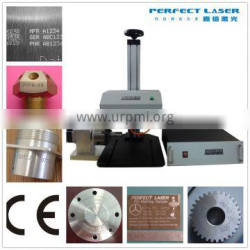 2015 new products With CE China Wuhan Dot Pin marking machine for metal nameplate