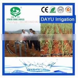 DAYU Agricultural supplies sugarcane Subsurface drip irrigation pipe