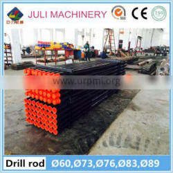 Trenchless drill tools, whole forging drill pipe for horizontal directional drilling machine