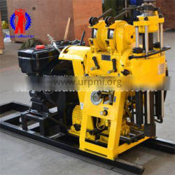 Functional escalation HZ-130Y hydraulic core drilling rig/rotary water well drilling rig/borehole water well drill rig
