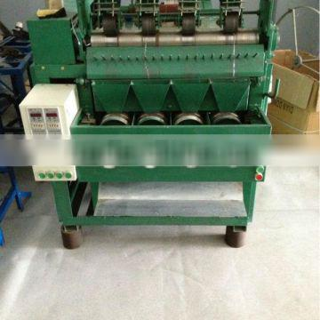 Dish stainless steel cleaning scourer machine