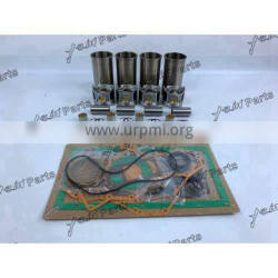 4TN84 Overhaul Kit With Cylinder Piston Ring Liner Gaskets For Yanmar
