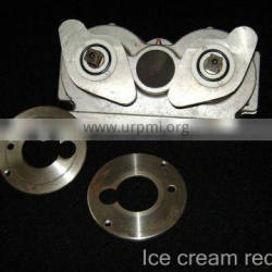 manufacturer wholesale cnc custom precision soft Ice cream patrs made in china