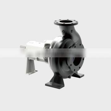 End suction volute casing radially split oil refinery pumps