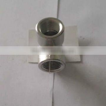 stainless steel forged pipe fittings in China