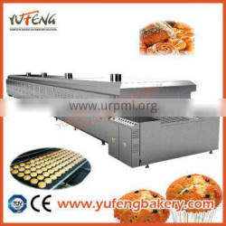 Bakery machine baking oven electric tunel oven for sale