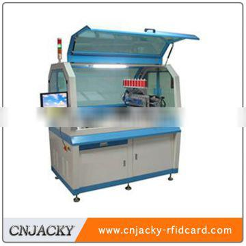 CNJ-5000 Slot Milling Implanting and Testing Integrated Machine