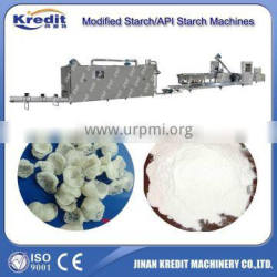 China Supplier Industrial Corn Starch Modified Starch Production Line